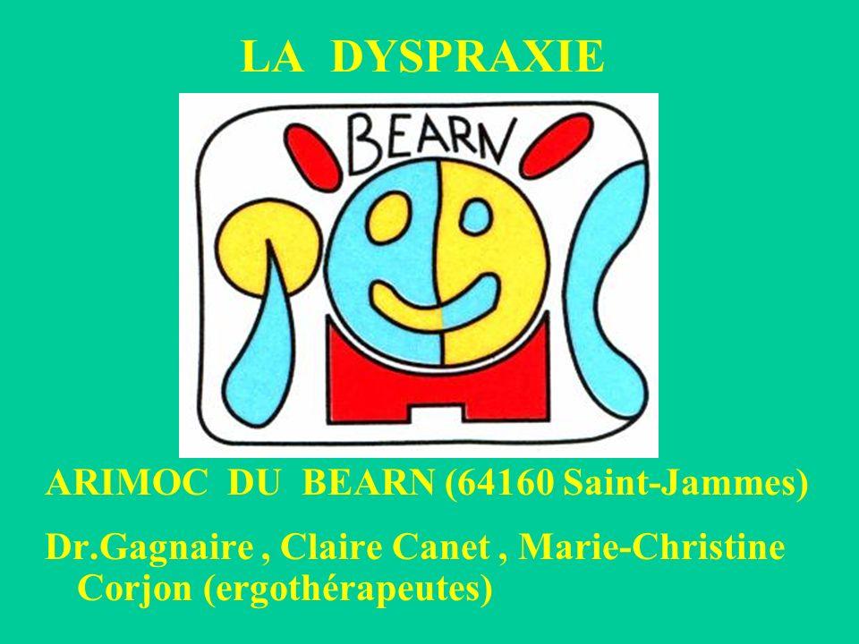 LA DYSPRAXIE ARIMOC DU BEARN (64160 Saint-Jammes)