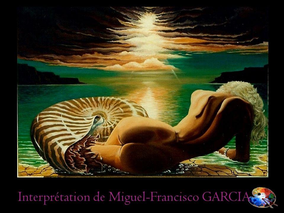Interprétation de Miguel-Francisco GARCIA