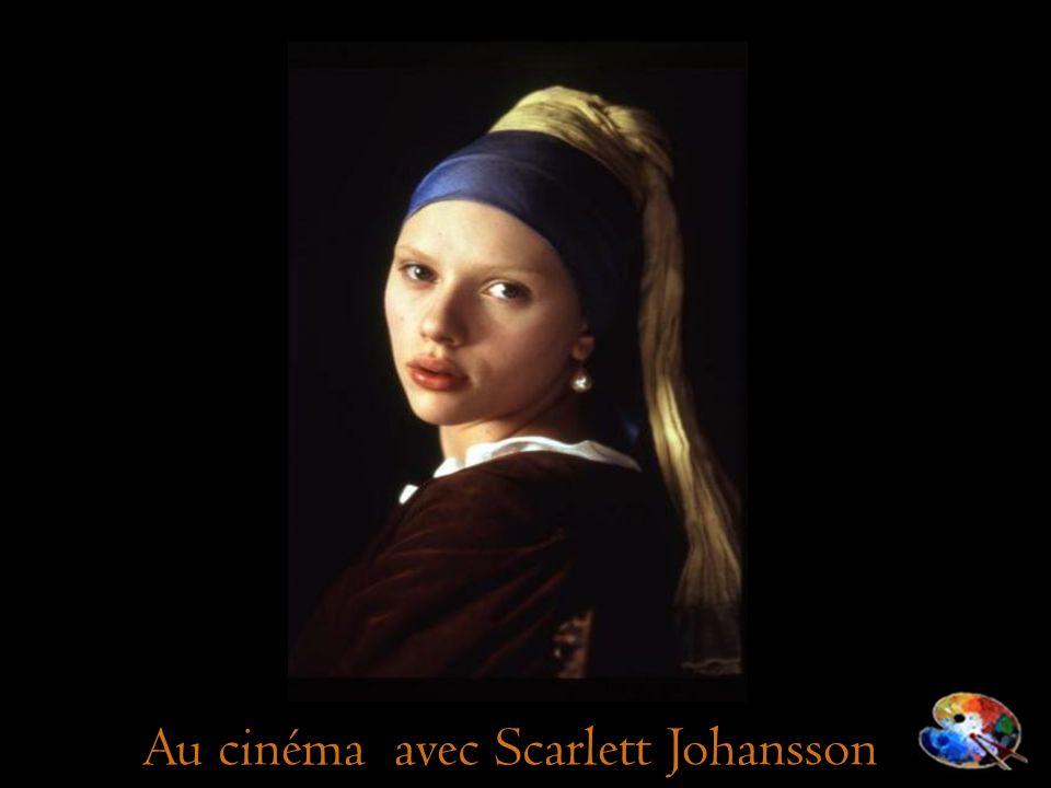 Au cinéma avec Scarlett Johansson
