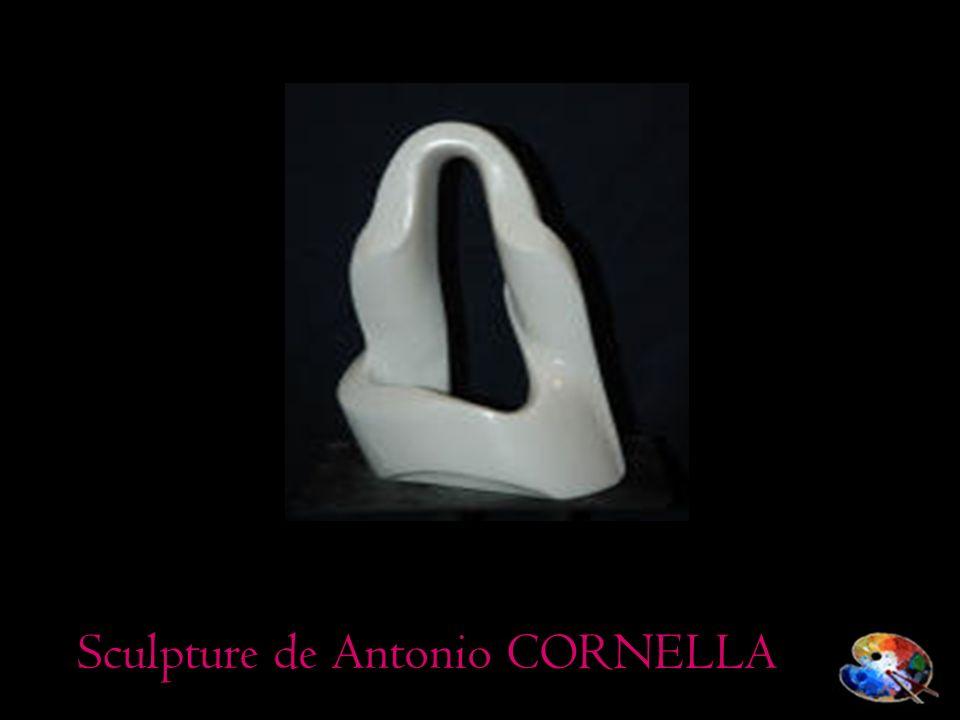 Sculpture de Antonio CORNELLA