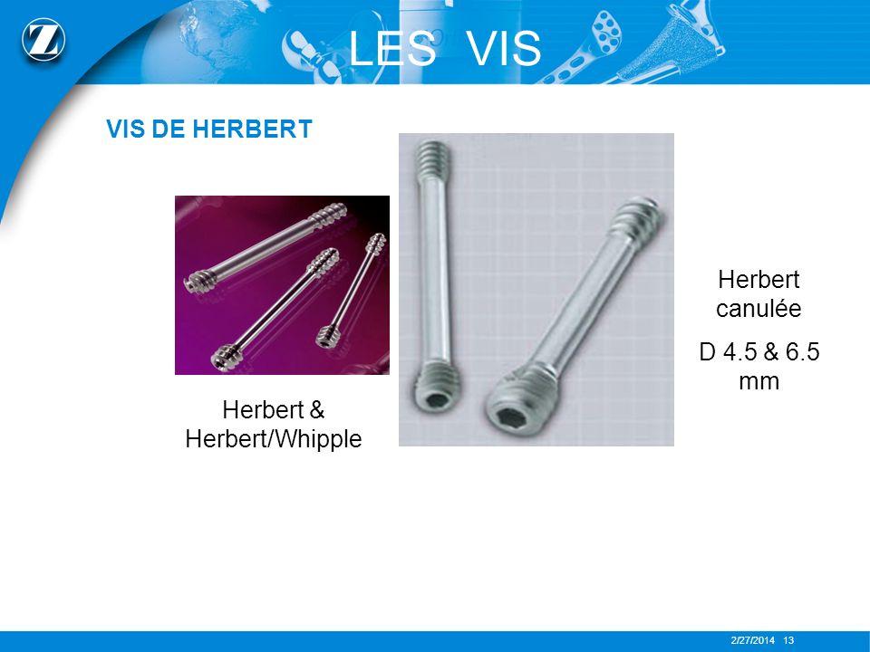Herbert & Herbert/Whipple