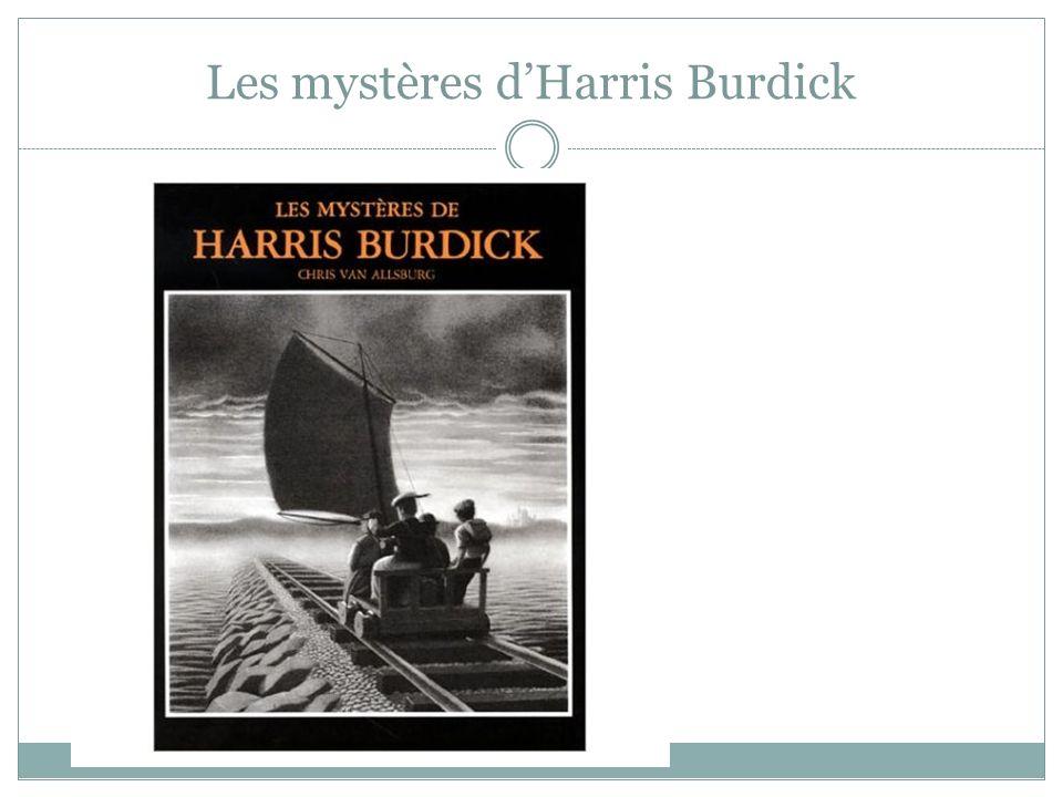 Les mystères d'Harris Burdick