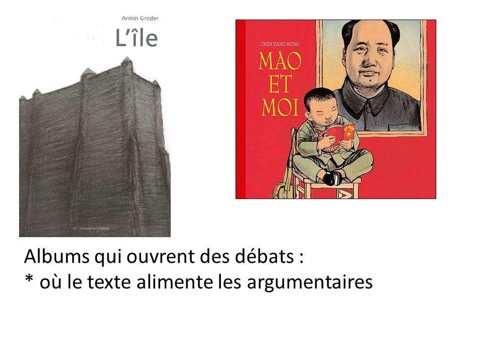 Albums qui ouvrent des débats :
