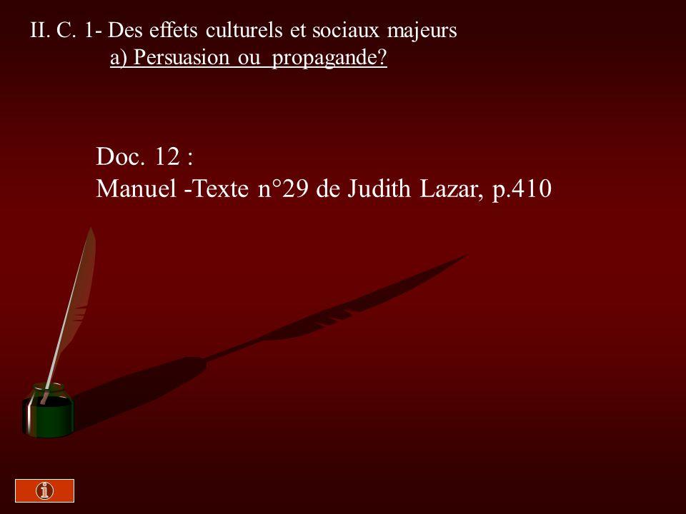 Manuel -Texte n°29 de Judith Lazar, p.410