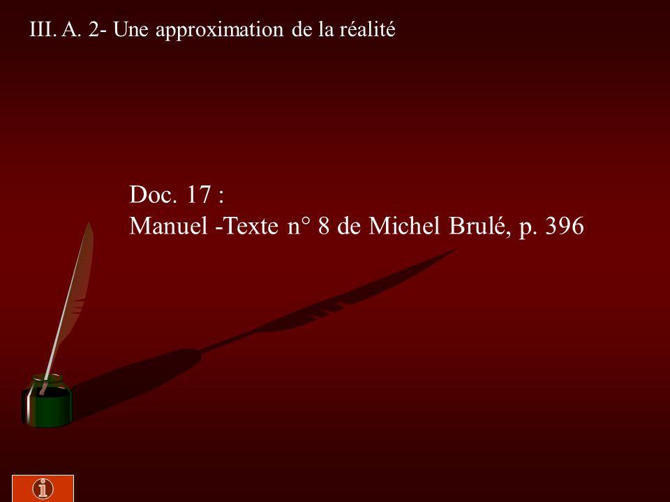 Manuel -Texte n° 8 de Michel Brulé, p. 396