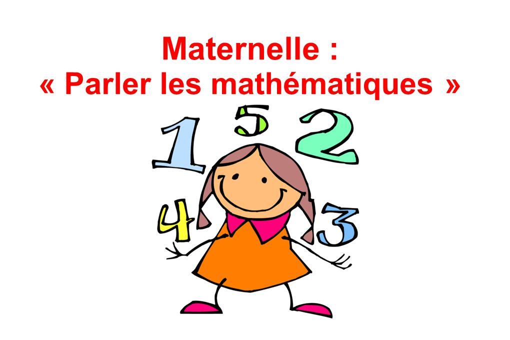« Parler les mathématiques »