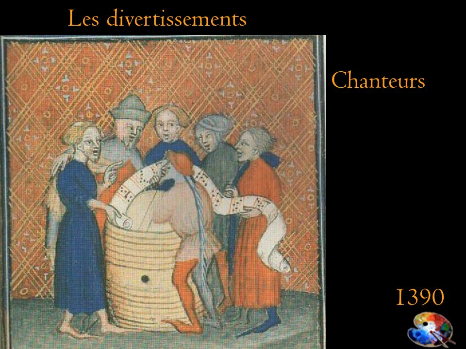Les divertissements Chanteurs 1390