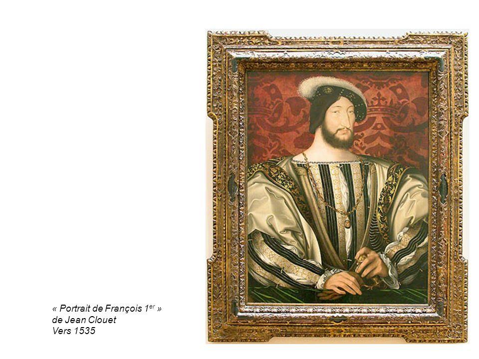 « Portrait de François 1er »