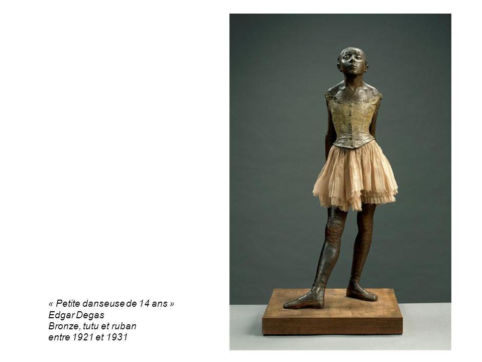 « Petite danseuse de 14 ans »