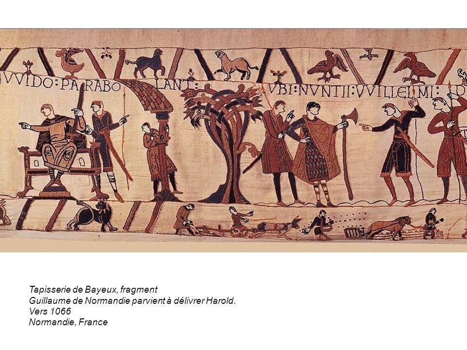 Tapisserie de Bayeux, fragment