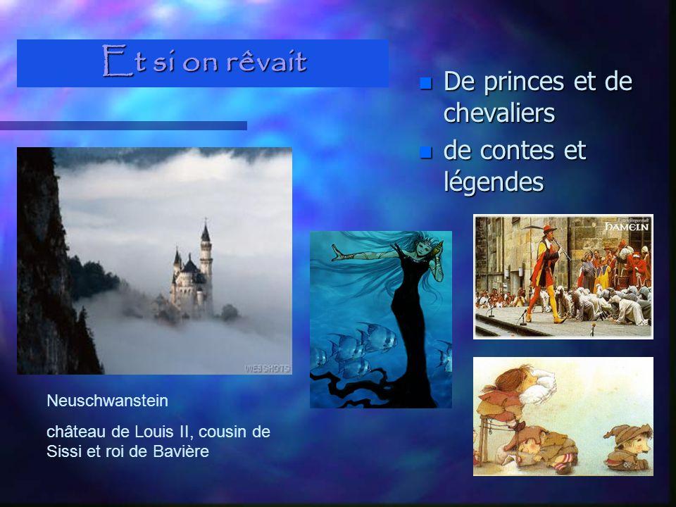 Et si on rêvait De princes et de chevaliers de contes et légendes