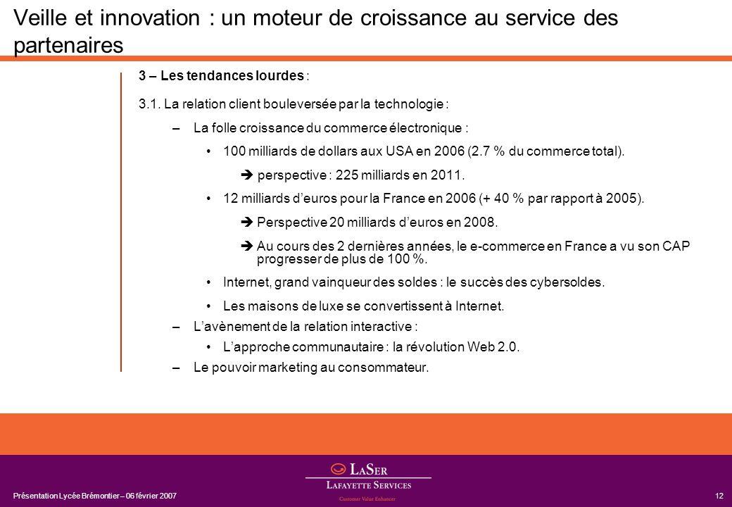 Veille et innovation : un moteur de croissance au service des partenaires
