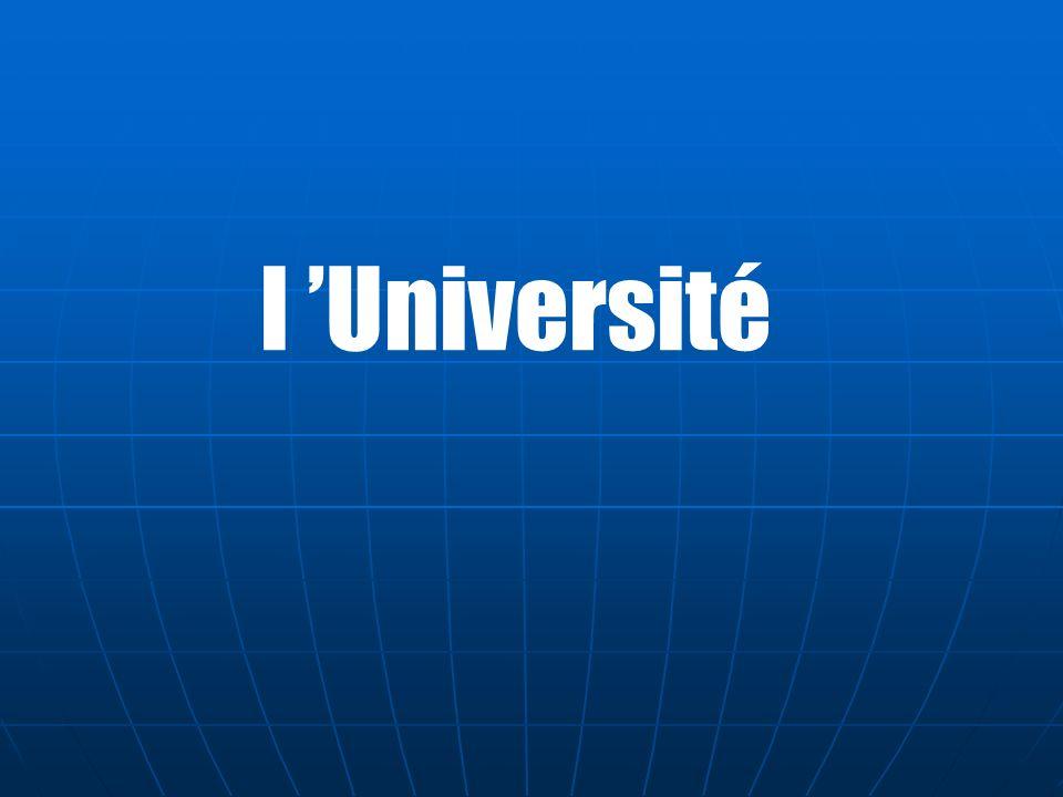 l 'Université