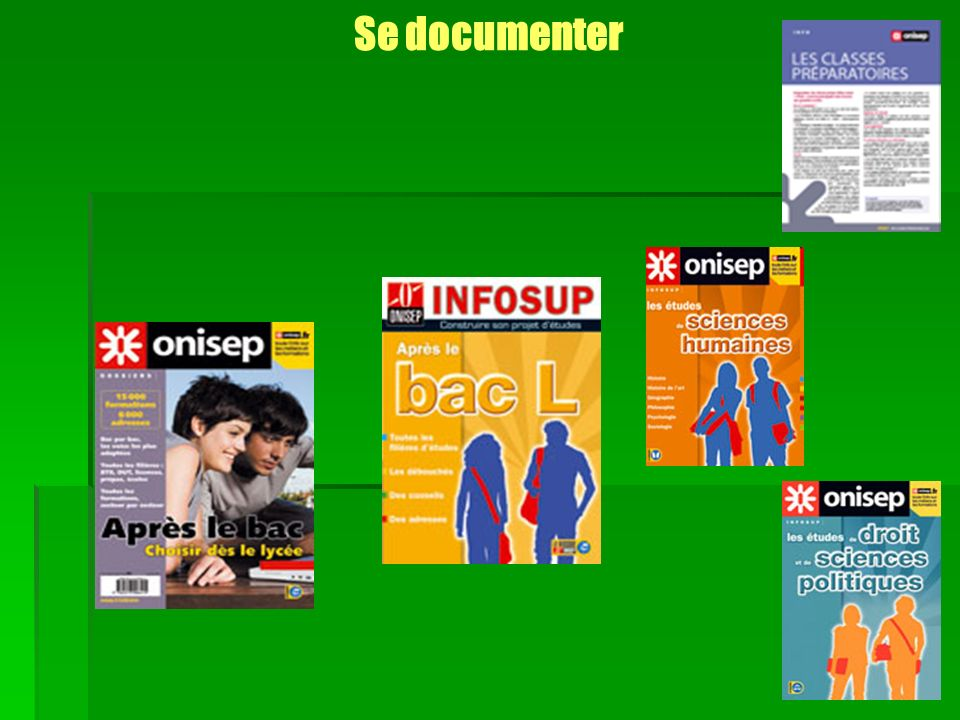 Se documenter