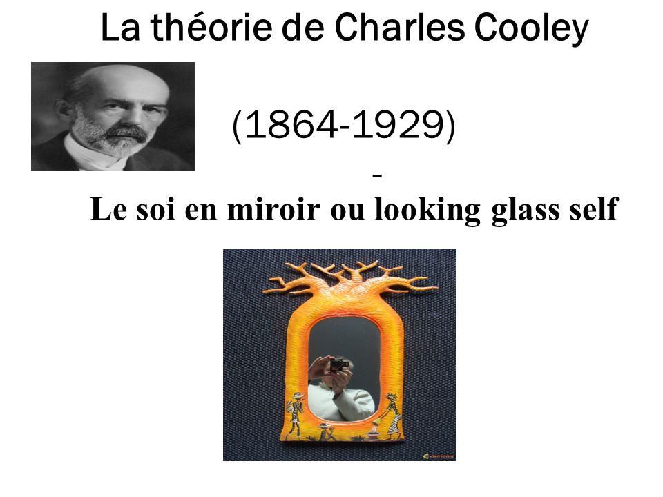 La théorie de Charles Cooley (1864-1929) -