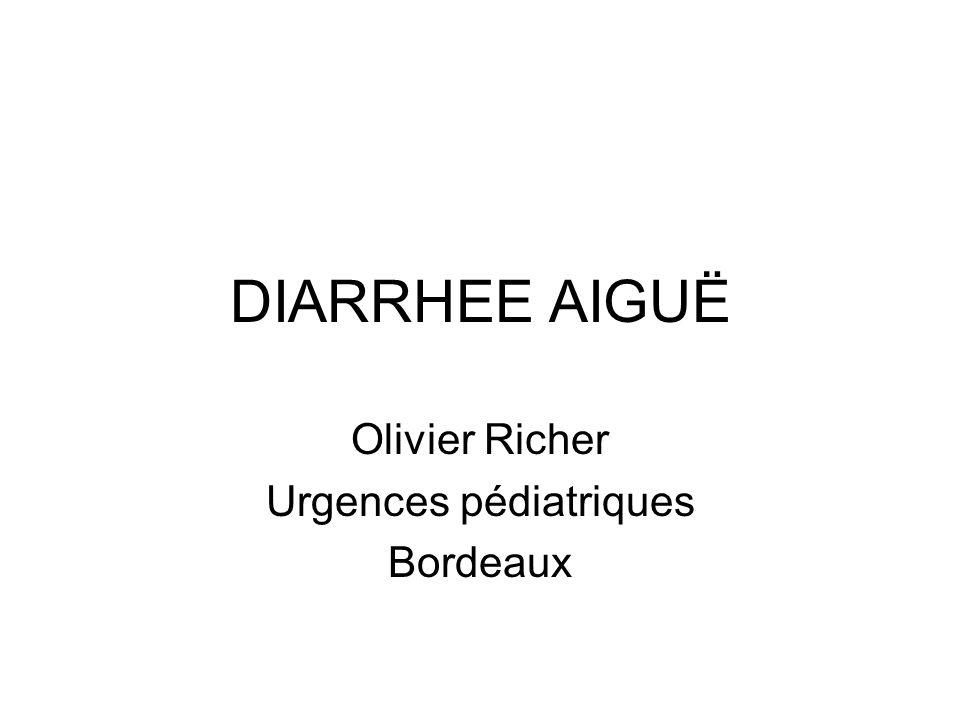 Olivier Richer Urgences pédiatriques Bordeaux