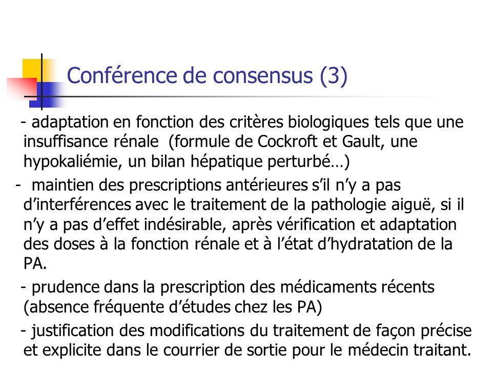 Conférence de consensus (3)