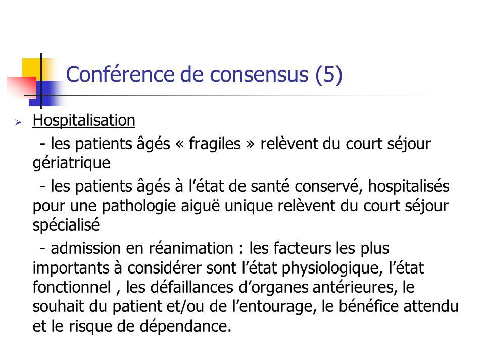Conférence de consensus (5)