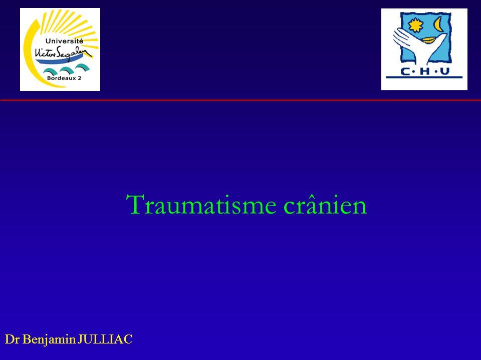 Traumatisme crânien