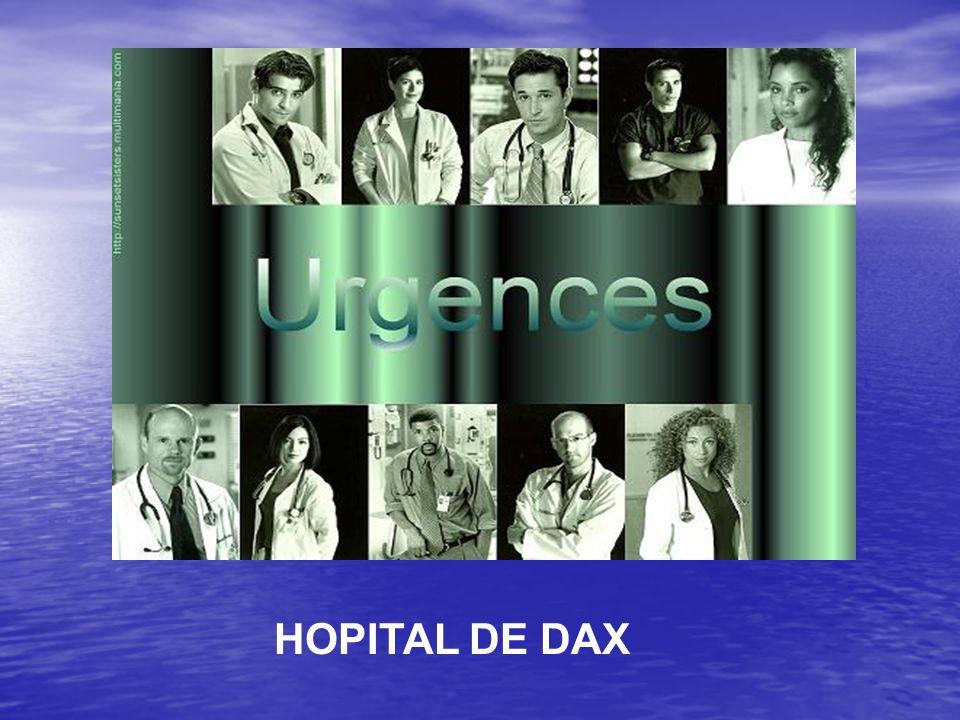 HOPITAL DE DAX