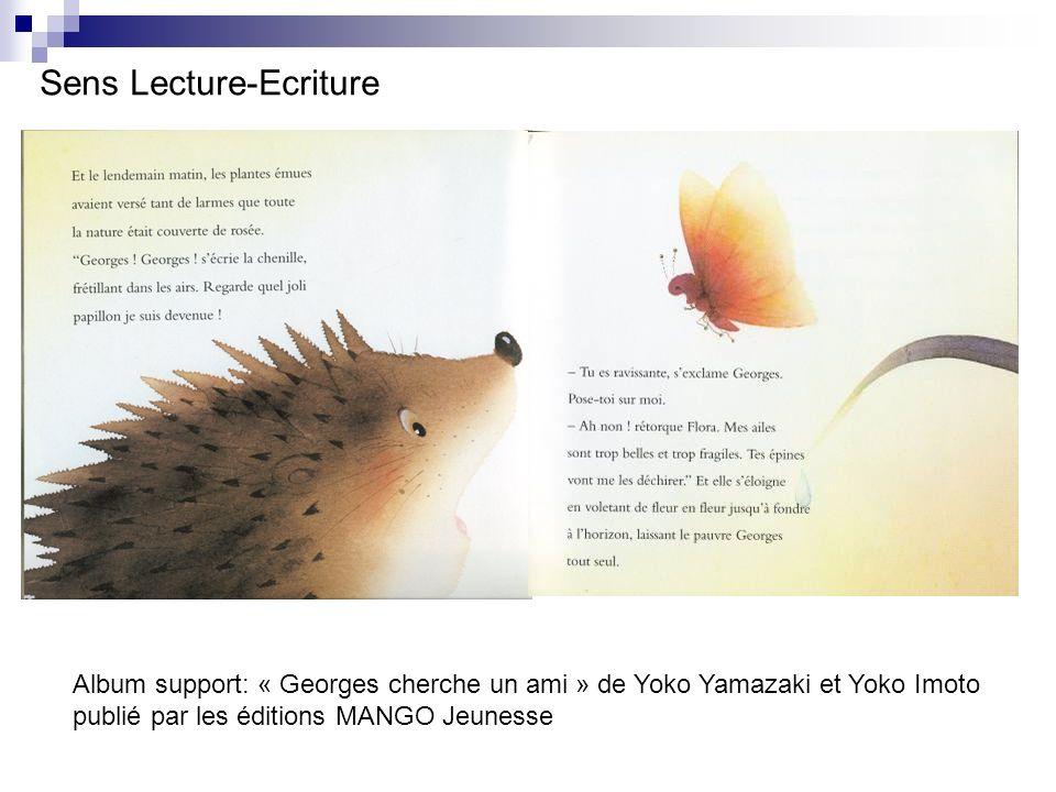 Sens Lecture-Ecriture