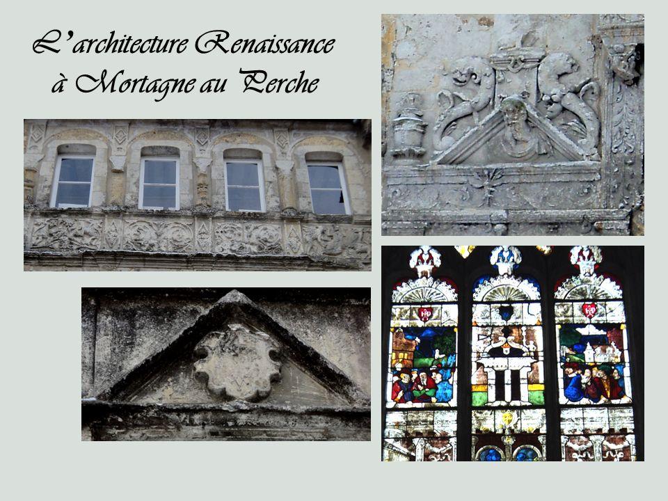 L'architecture Renaissance
