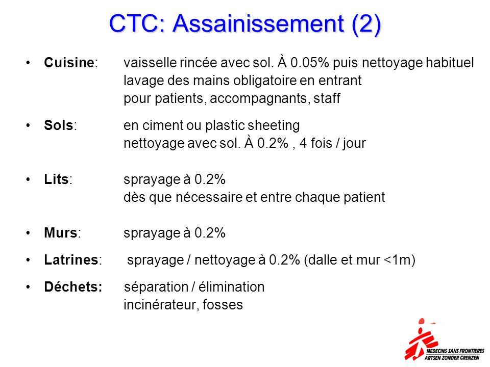 CTC: Assainissement (2)