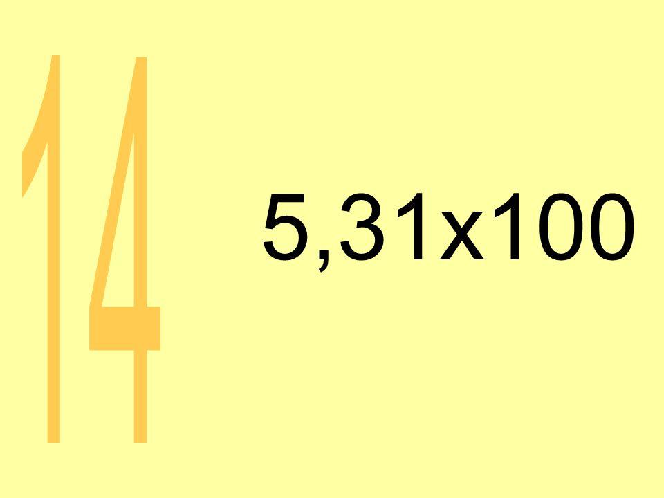 5,31x100 14