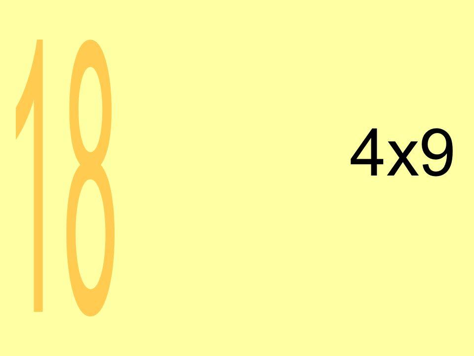 4x9 18