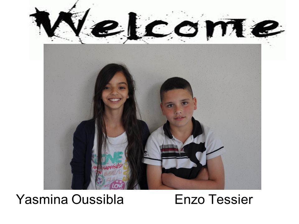 Dans notre recueil Yasmina Oussibla Enzo Tessier