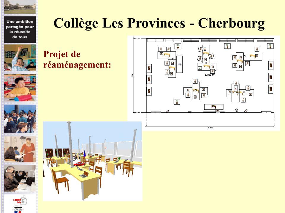Collège Les Provinces - Cherbourg