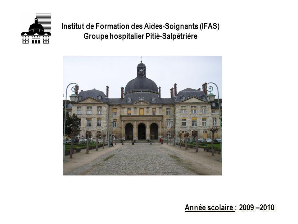 FIN Institut de Formation des Aides-Soignants (IFAS)