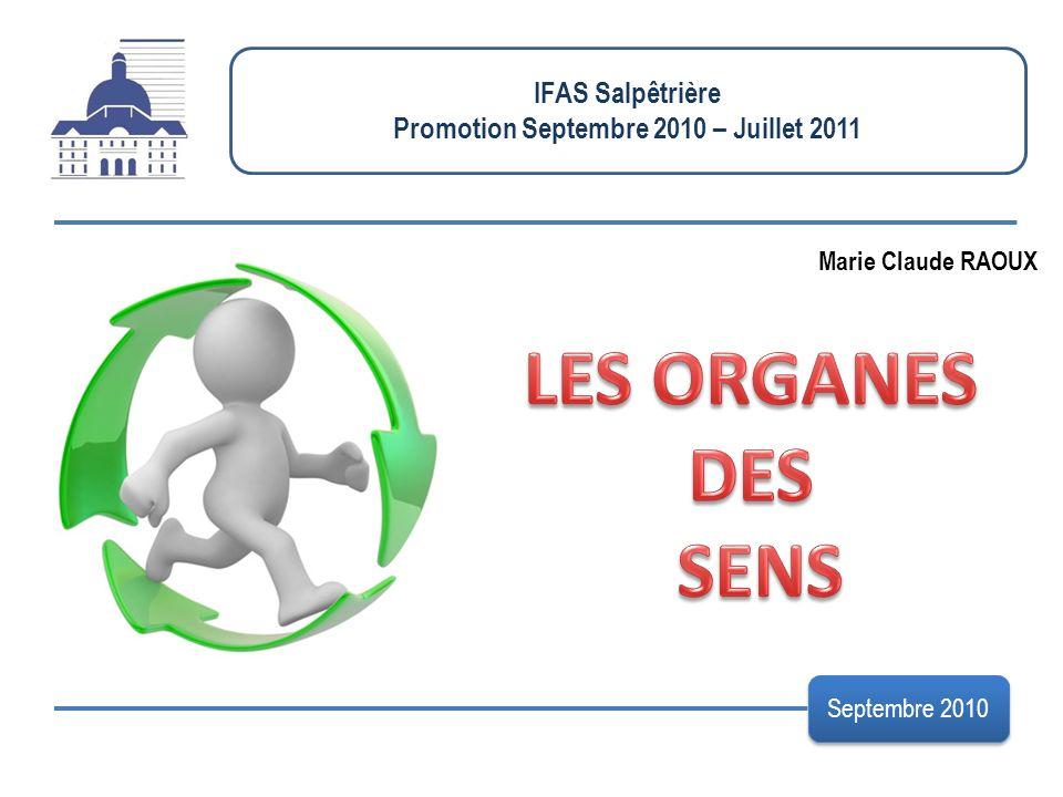Promotion Septembre 2010 – Juillet 2011