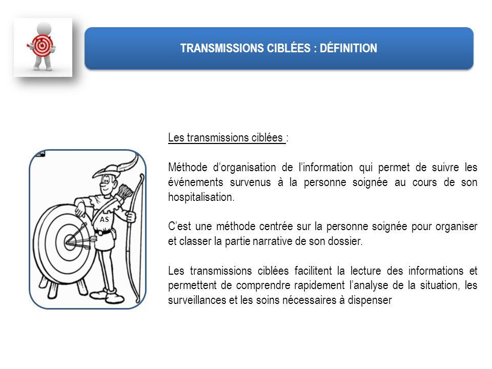 TRANSMISSIONS CIBLÉES : DÉFINITION