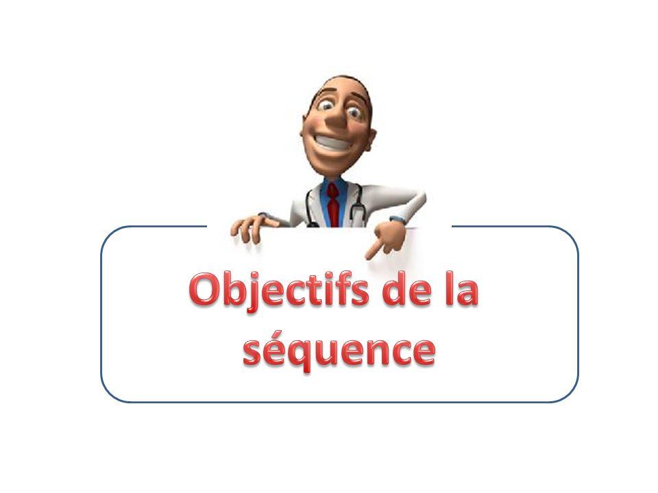 Objectifs de la séquence