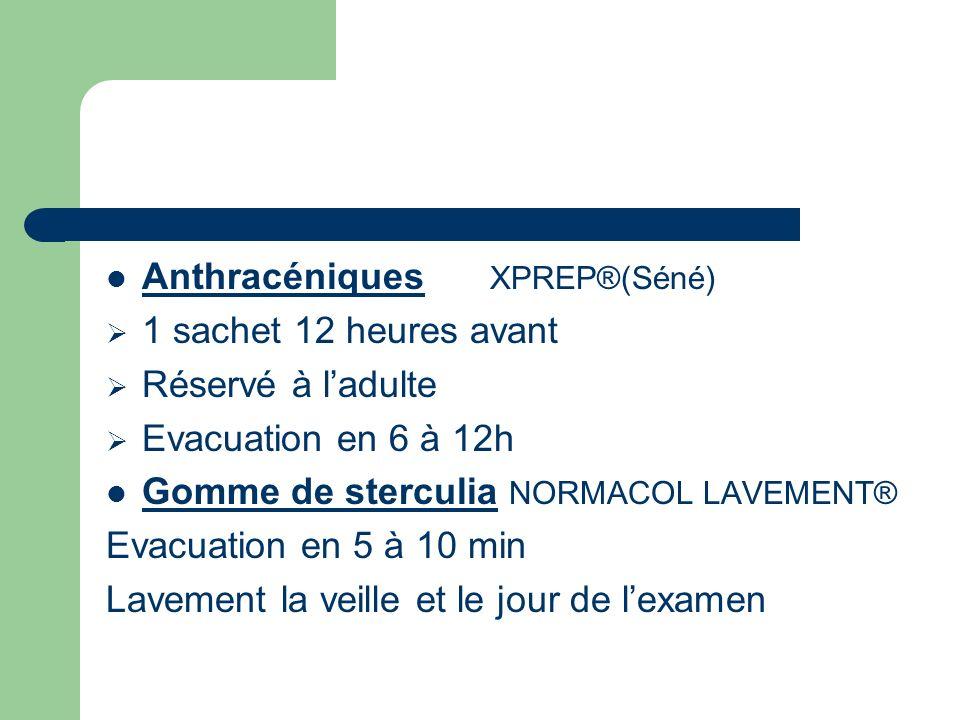 Anthracéniques XPREP®(Séné)
