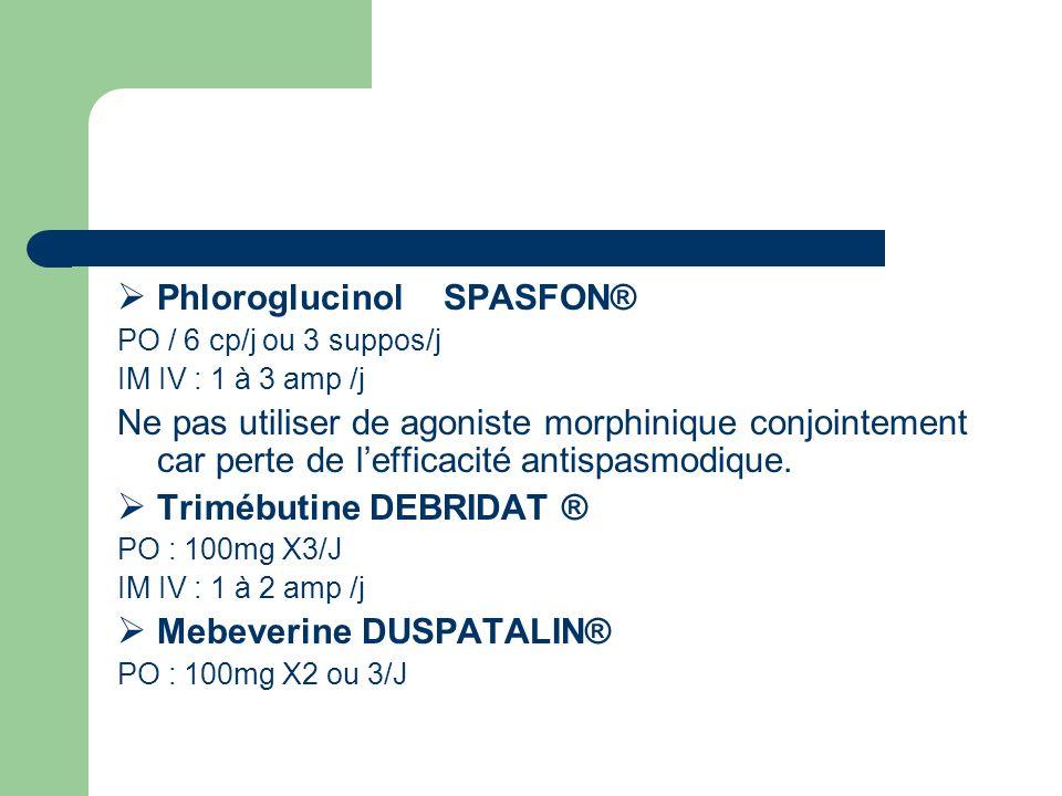 Phloroglucinol SPASFON®