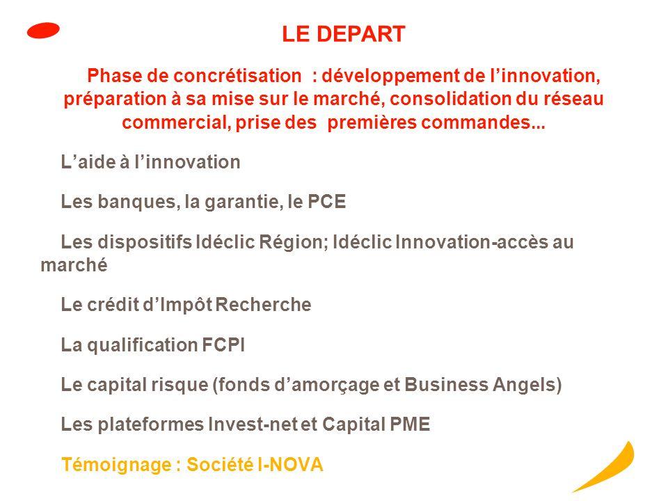 LE DEPART Entreprise Vizille