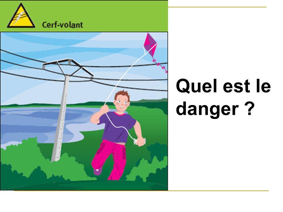 Quel est le danger