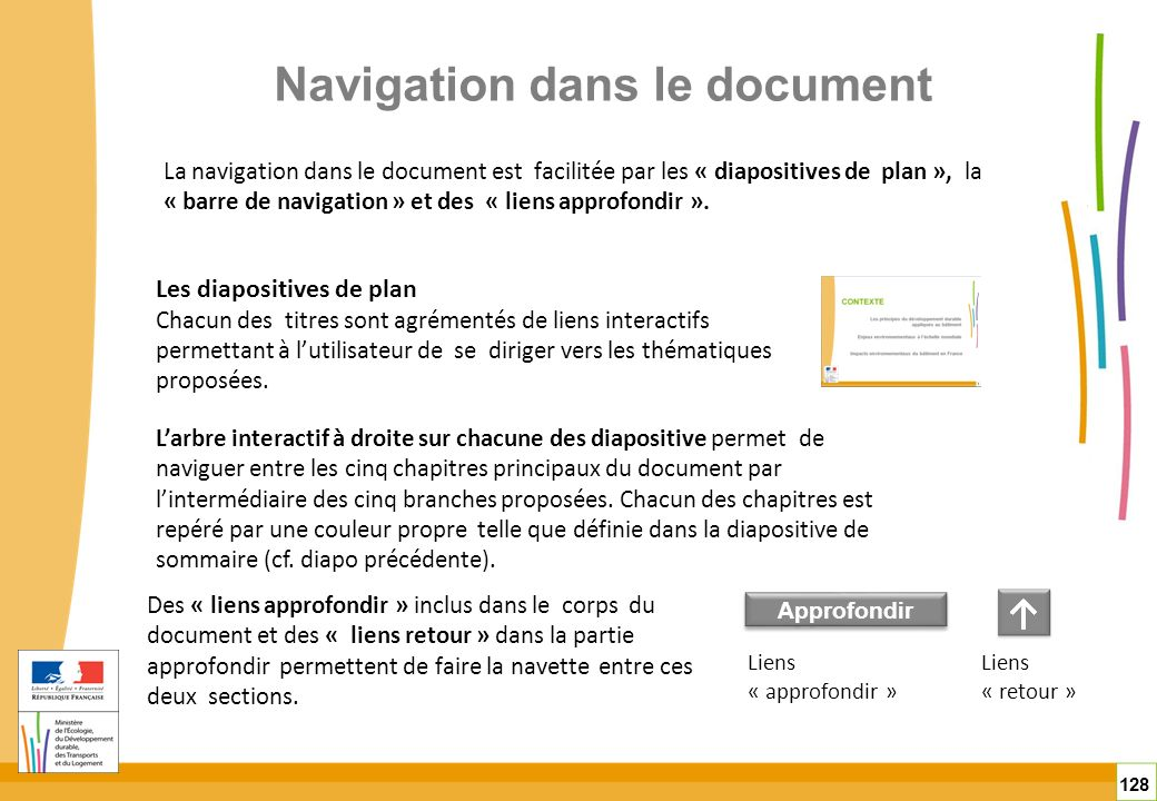 Navigation dans le document