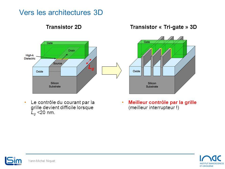 Vers les architectures 3D