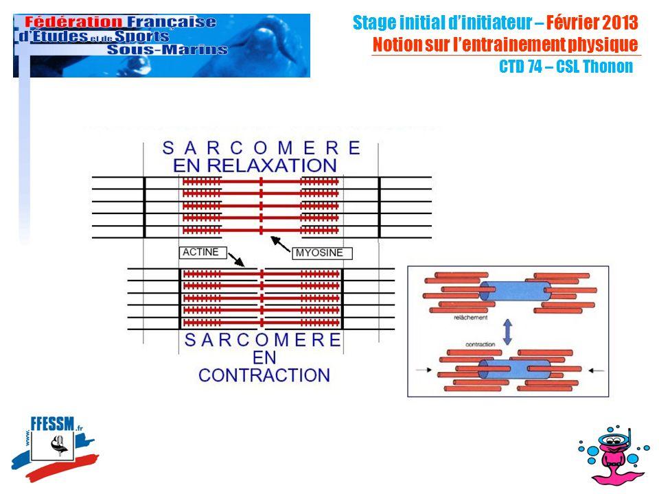 Stage initial d'initiateur – Février 2013