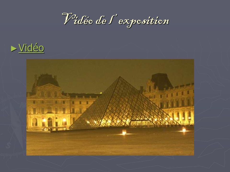 Vidéo de l' exposition Vidéo