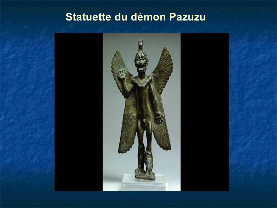 Statuette du démon Pazuzu