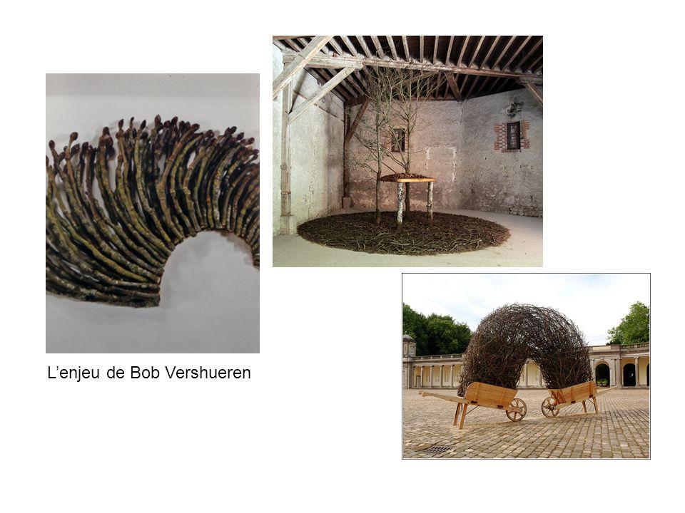 L'enjeu de Bob Vershueren