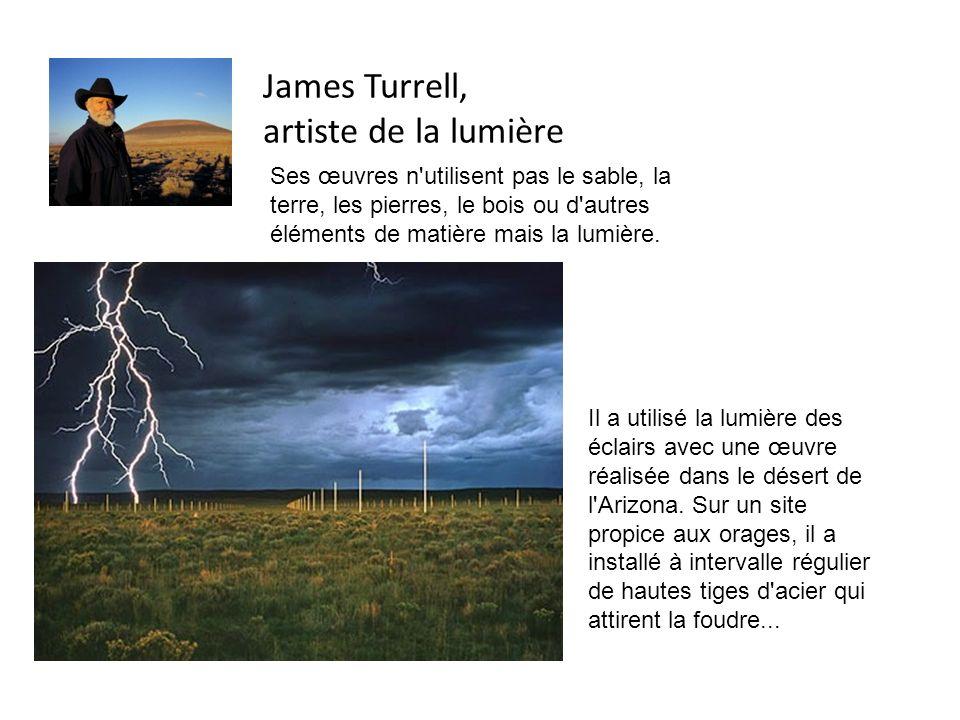 James Turrell, artiste de la lumière