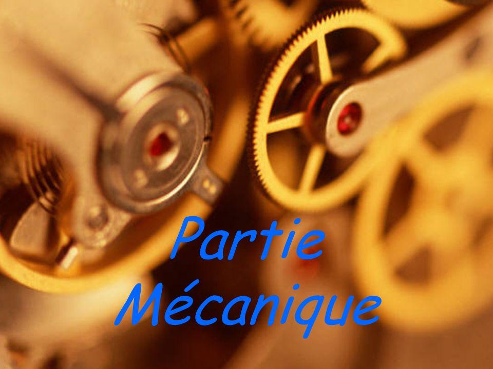Partie Mécanique