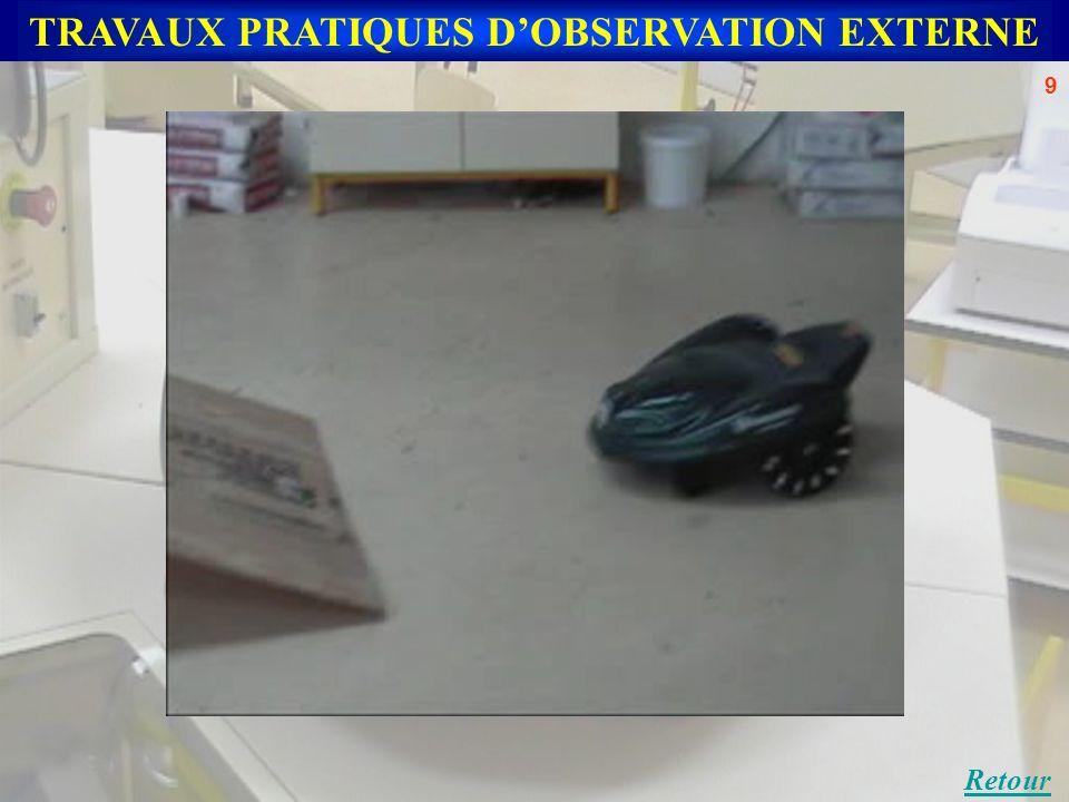 TRAVAUX PRATIQUES D'OBSERVATION EXTERNE
