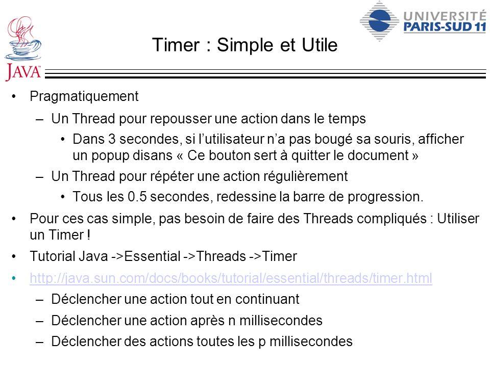 Timer : Simple et Utile Pragmatiquement