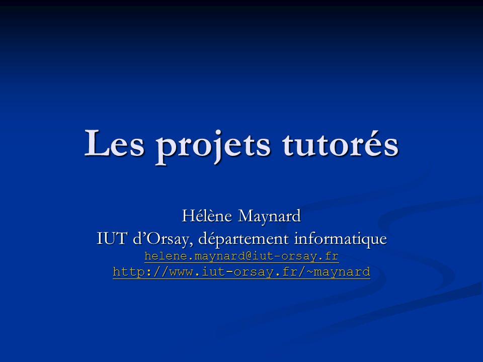 IUT d'Orsay, département informatique